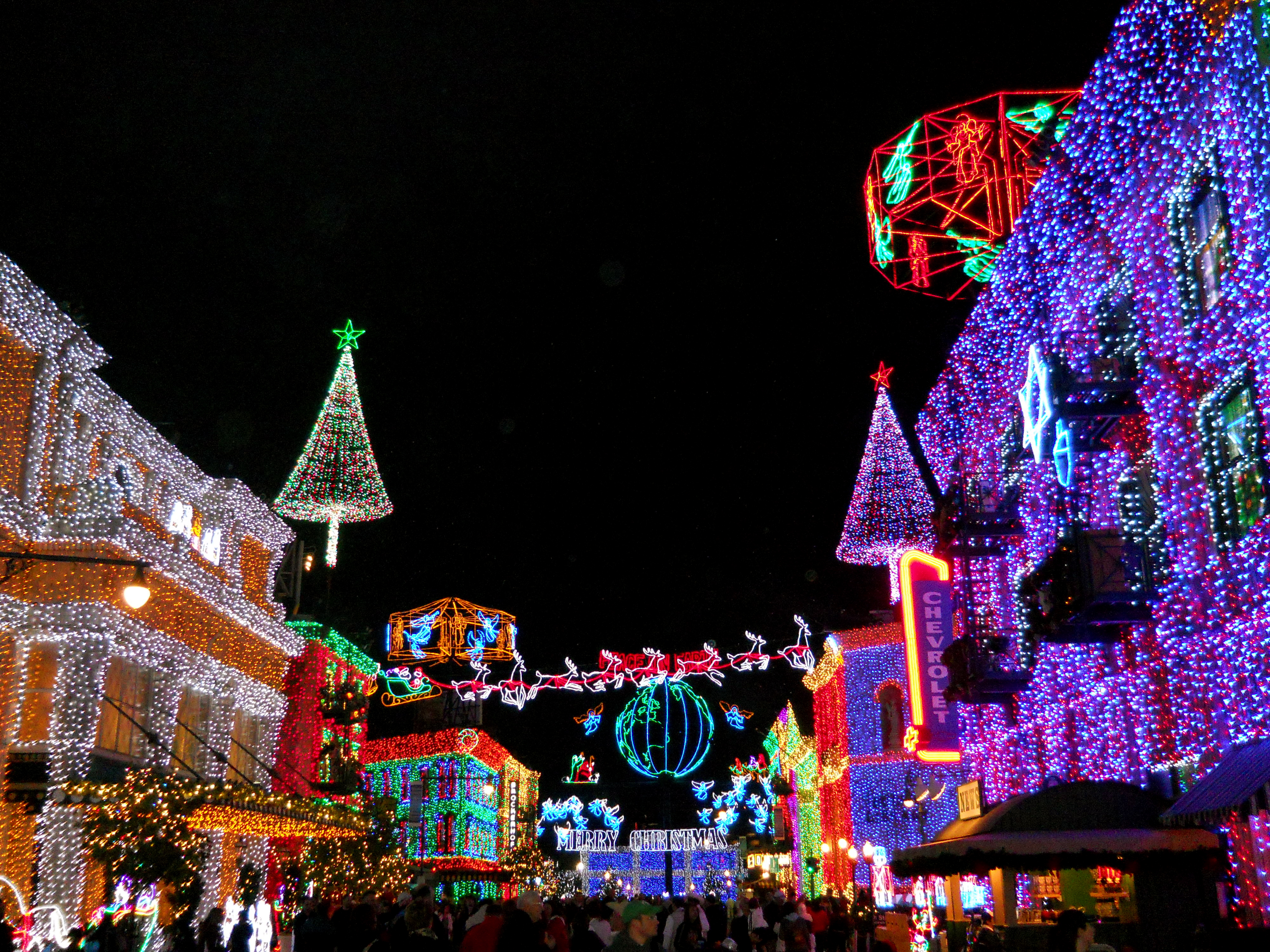 5 Things Iu0027ll Miss About The Osborne Family Spectacle Of Dancing Lights
